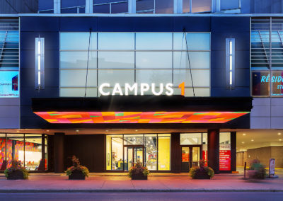 Campus1 MTL exterior