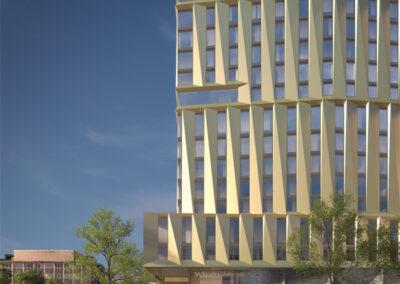 10 Bay McMaster Grad Residence