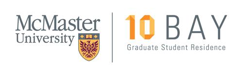 10 Bay - McMaster Graduate Residence Logo
